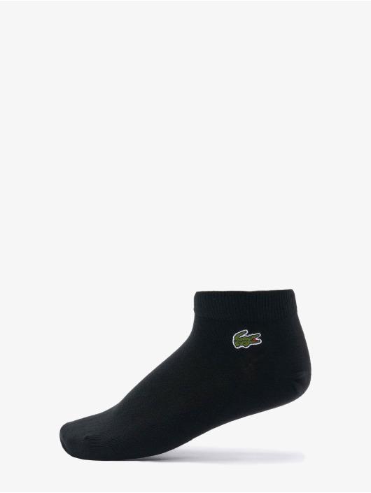 Lacoste Ponožky 3-Pack èierna