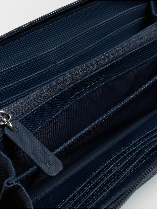 Lacoste Portfele Wristlet niebieski