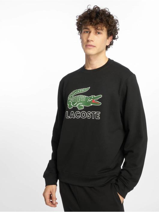 Lacoste Pullover Logo schwarz