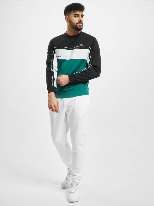 Lacoste Pullover Block schwarz