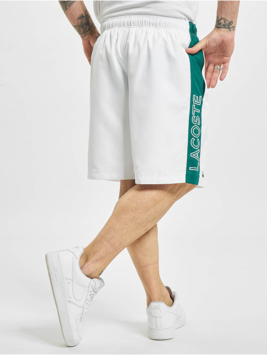 Lacoste Short Sport blanc