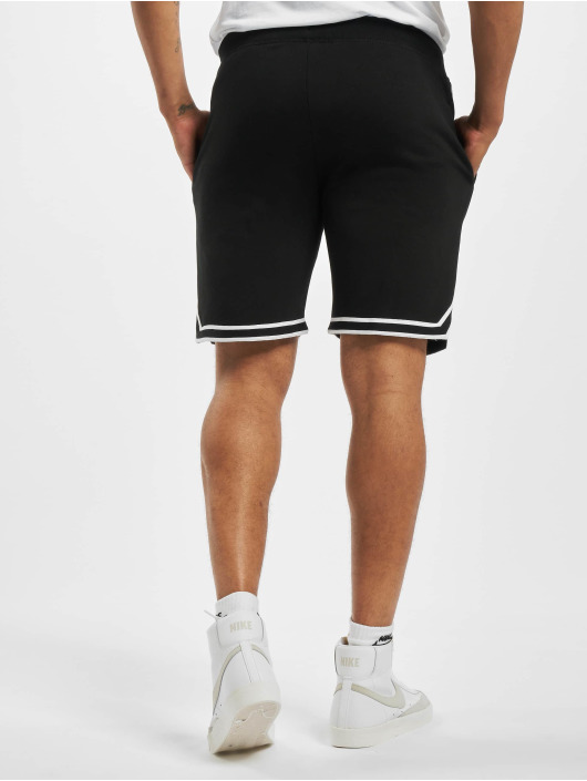 Lacoste Shorts Piping schwarz