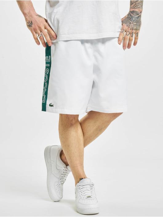 Lacoste Shortsit Sport valkoinen