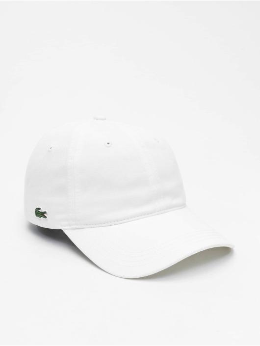 Lacoste Snapback Cap Classic white