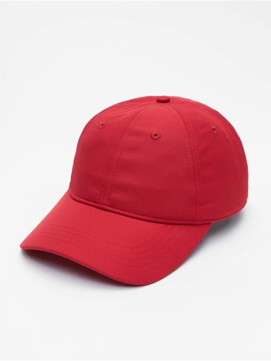 Lacoste Snapback Caps Classic czerwony