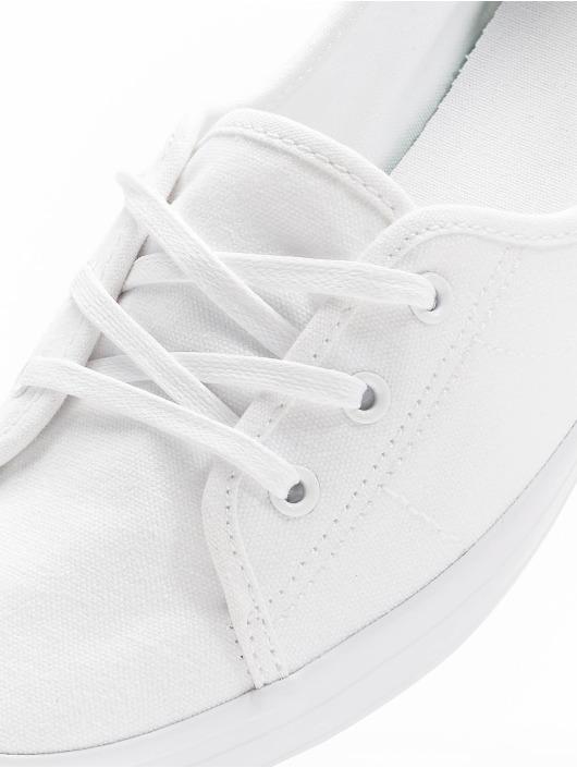 Lacoste Sneaker Ziane Chunky BL 2 CFA bianco