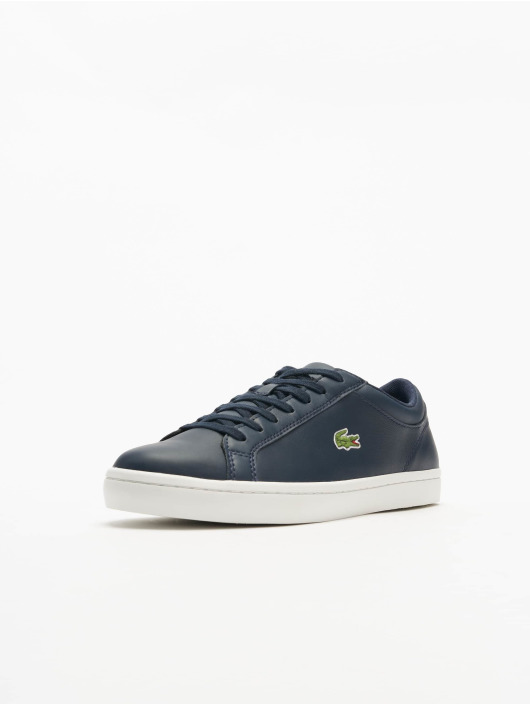 Lacoste sneaker Straightset Bl 1 Cam blauw