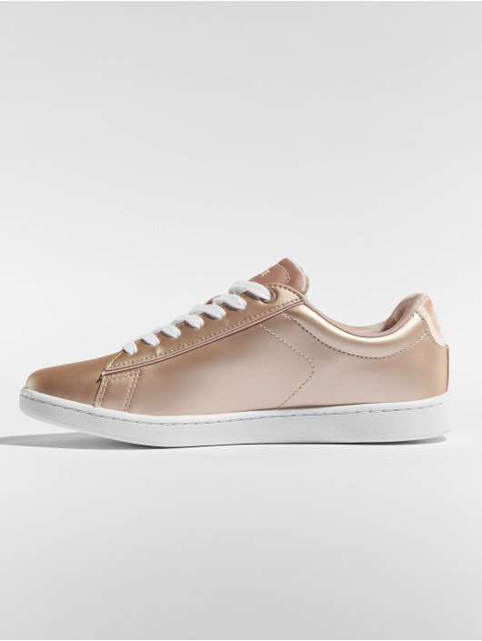 Lacoste Sneaker Carnaby Evo 118 7 Spw rosa