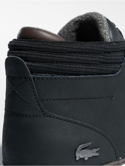 44ed934ac2de7c Lacoste Herren Sneaker Esparre Winter C 318 3 Cam in schwarz 511660