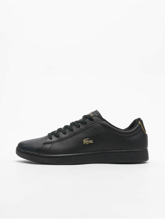 Lacoste Sneaker Carnaby Evo schwarz
