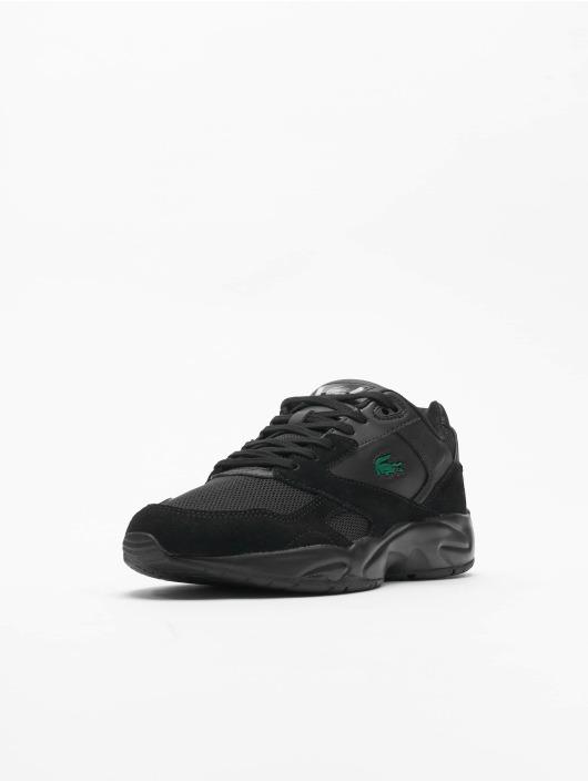 Lacoste Sneaker Storm 96 Lo schwarz