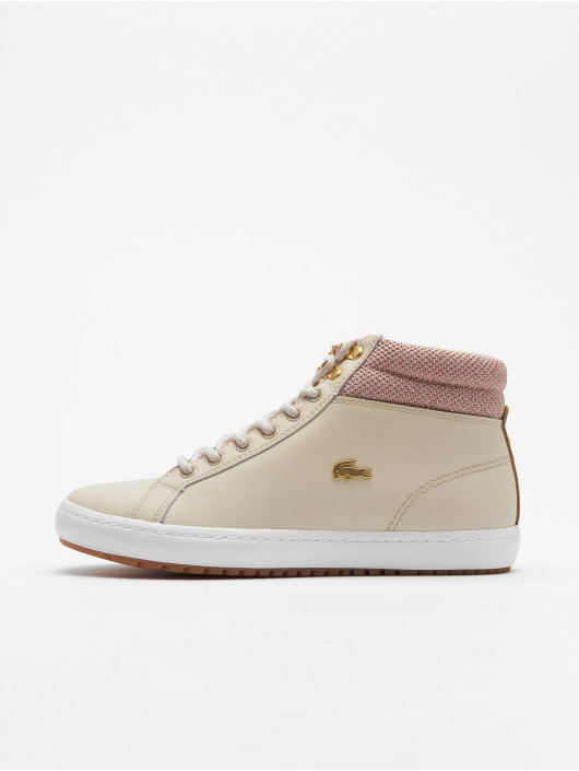 Lacoste Sneaker Straightset Insulatec3182 Caw weiß