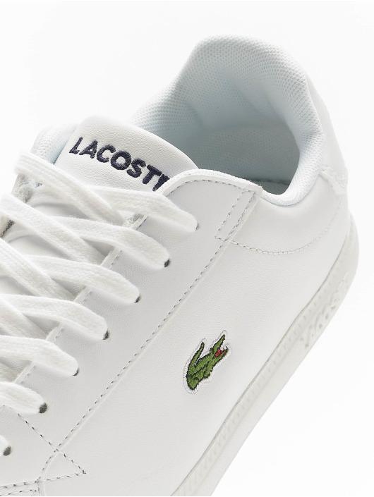 Lacoste Sneaker Graduate BL 1 SFA weiß