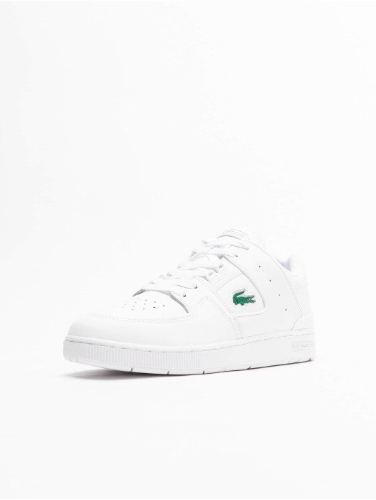 Lacoste Sneaker Court Cage 0721 1 SMA weiß