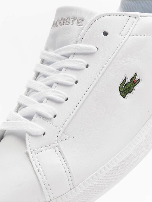 Lacoste Sneaker Graduate Bl 21 1 SFA weiß
