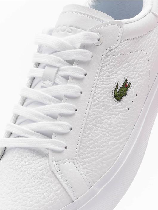 Lacoste Sneaker Powercourt 0721 2 SFA weiß