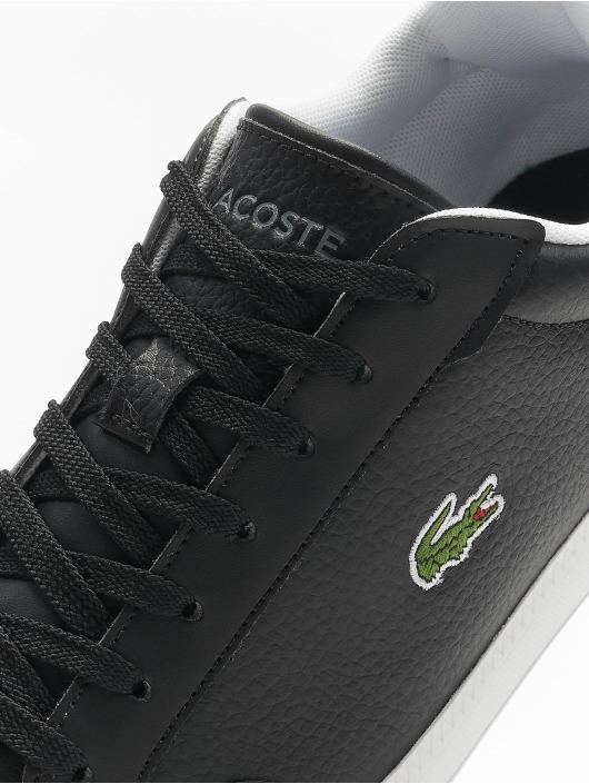 Lacoste sneaker Graduatecap zwart