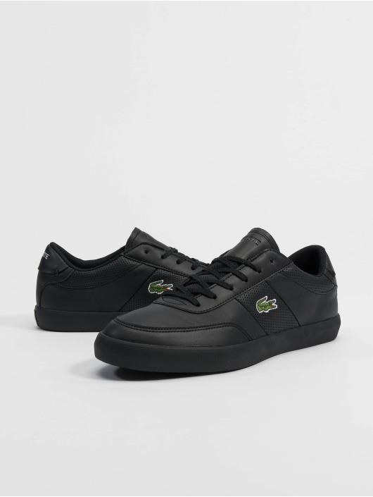 Lacoste Sneakers Court-Master èierna