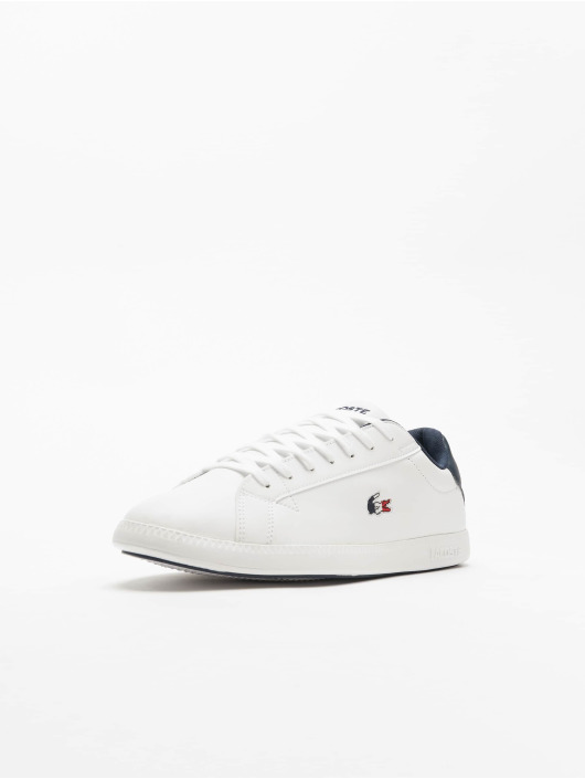 Lacoste Sneakers Graduate TRI1 SMA bialy