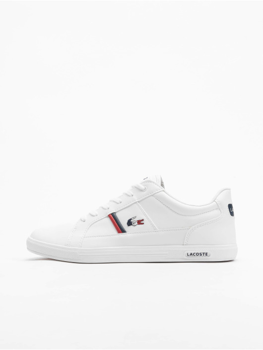 Lacoste Sneakers Europa TRI1 SMA bialy
