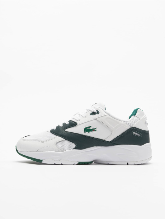 Lacoste Sneakers Storm 96 Lo bialy