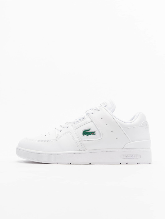 Lacoste Sneakers Court Cage 0721 1 SMA bialy