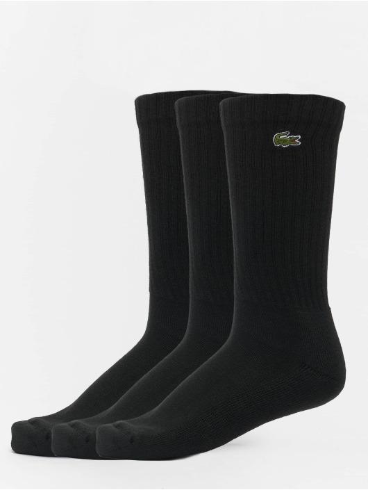 Lacoste Socken Sport schwarz