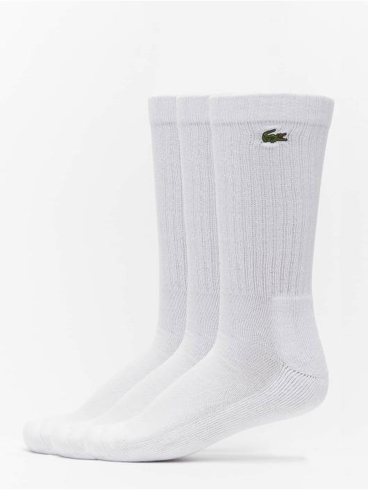 Lacoste Socks Sport 3-Pack white