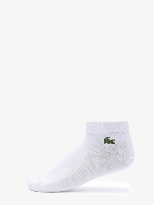 Lacoste Socks 3-Pack white