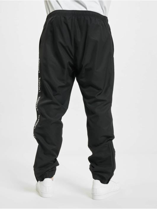 Lacoste Spodnie do joggingu Sport czarny