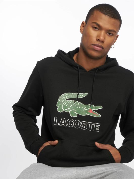 8b466cdac8 Lacoste | Logo noir Homme Sweat capuche 606865
