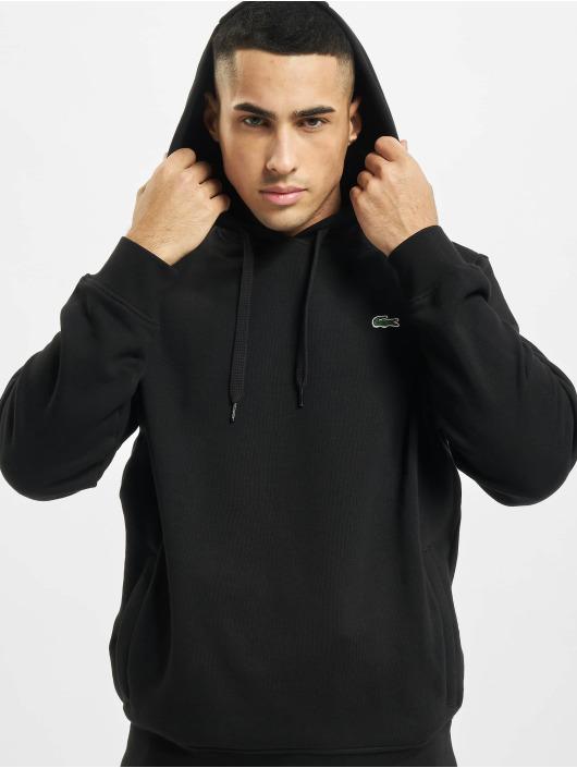 Lacoste Sweat capuche Sweatshirt noir