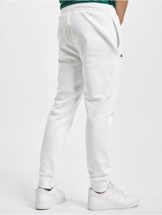 Lacoste Sweat Pant Logo white