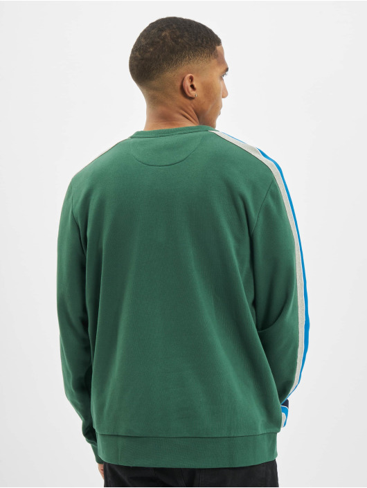 Lacoste Swetry Contrast zielony