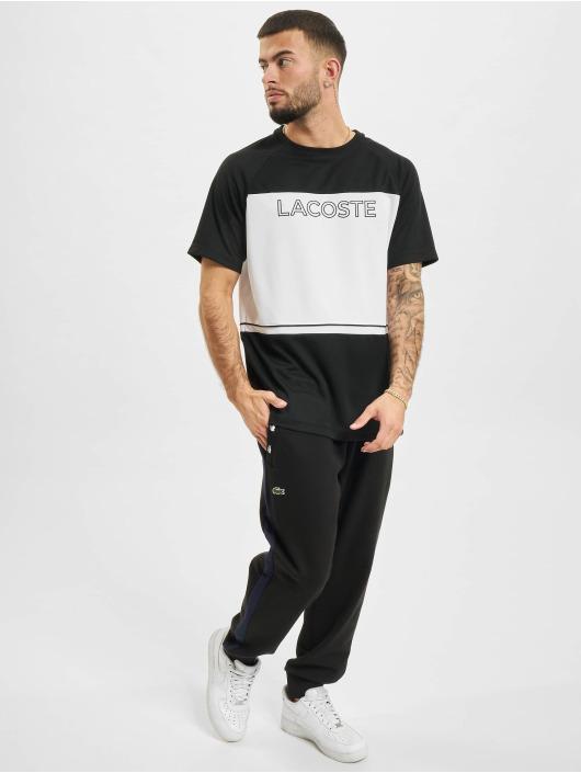 Lacoste T-paidat Sport musta