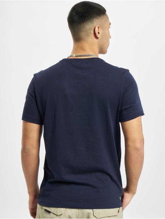 Lacoste T-shirt Sport blå