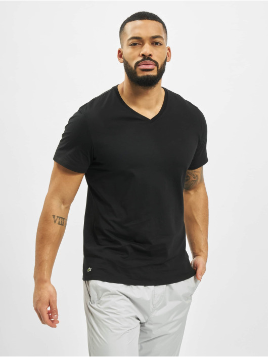 Lacoste T-Shirt Underwear black