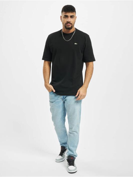 Lacoste T-Shirt Live black