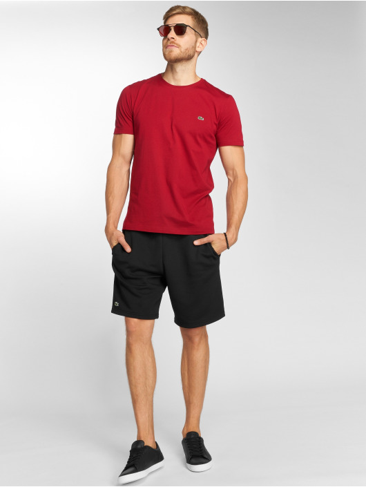 Lacoste T-Shirt Classic rot