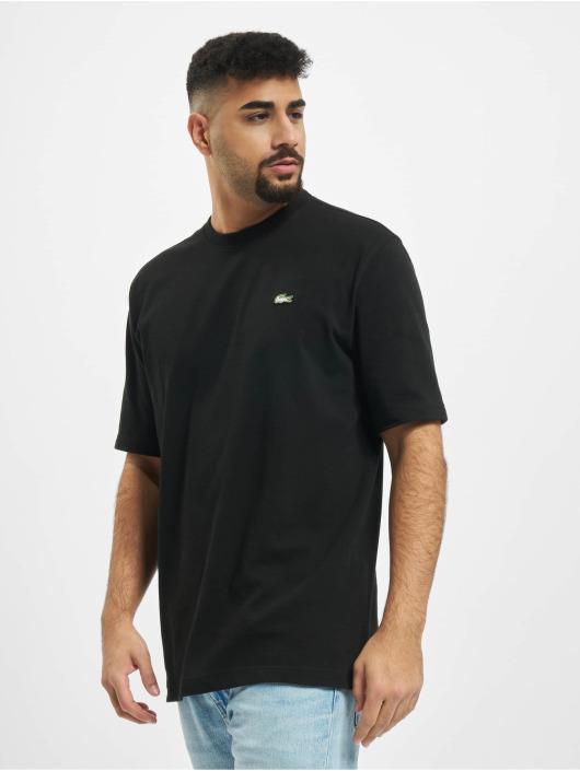 Lacoste T-Shirt Live schwarz