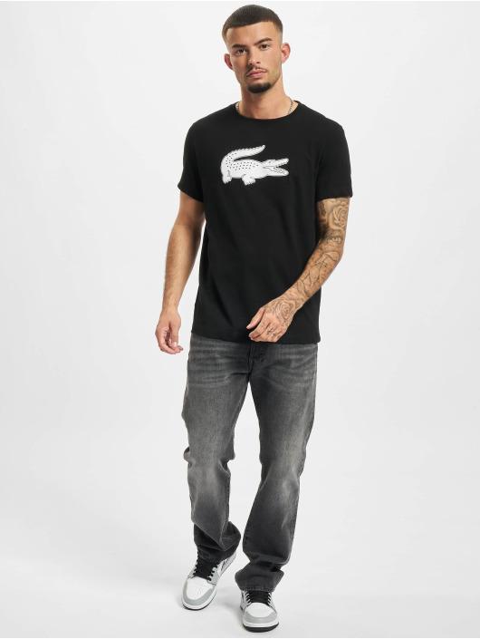 Lacoste T-shirt Sport svart