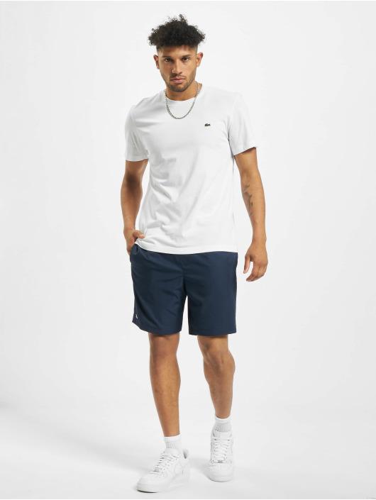 Lacoste T-Shirt Basic weiß