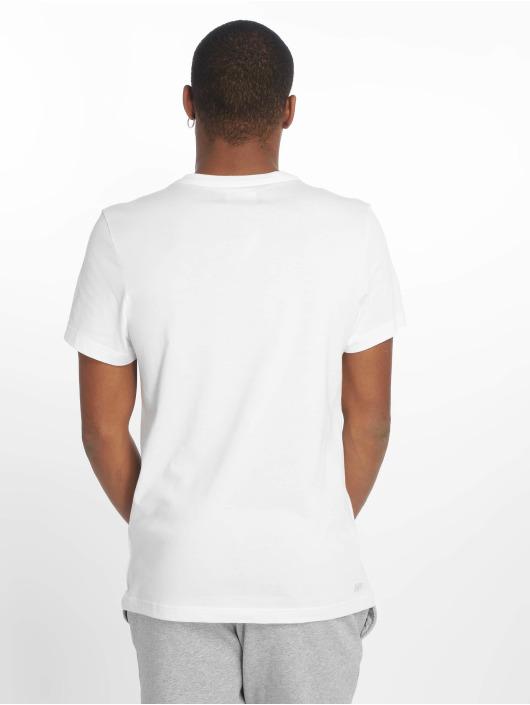 Lacoste T-Shirt Classic Logo weiß
