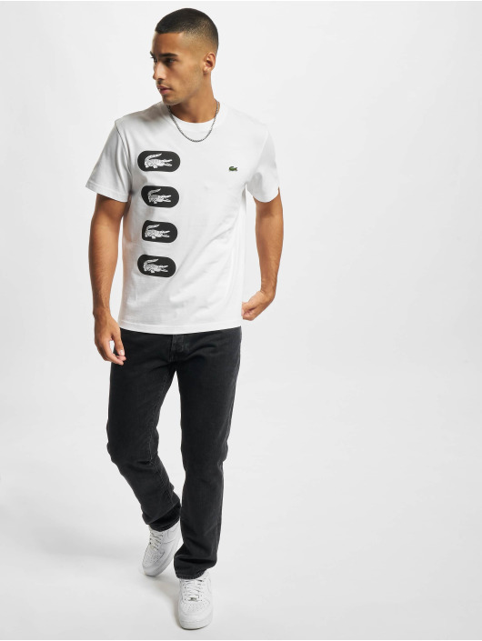 Lacoste T-Shirt Logo white