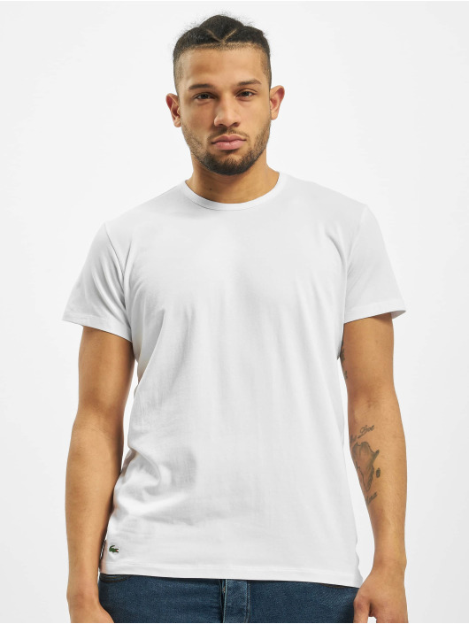 Lacoste t-shirt 2-Pack C/N wit