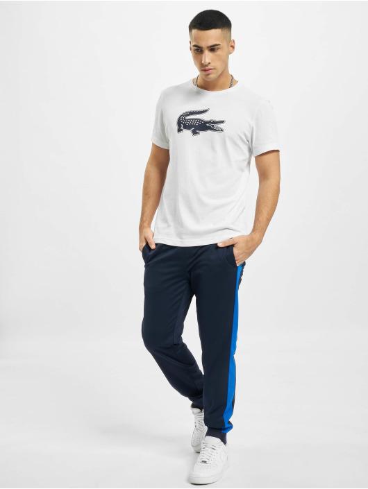 Lacoste t-shirt Sport wit