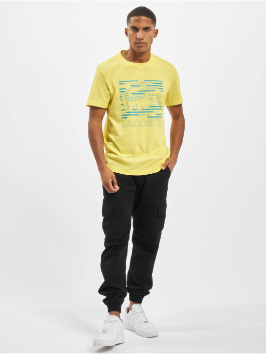 Lacoste T-Shirt Logo yellow