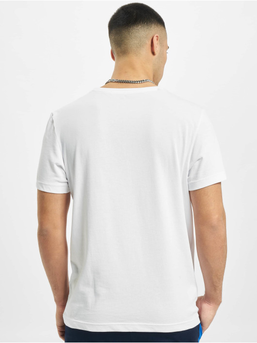Lacoste T-Shirty Sport bialy