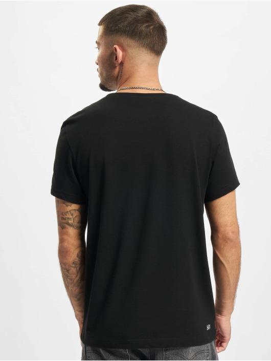 Lacoste T-Shirty Sport czarny