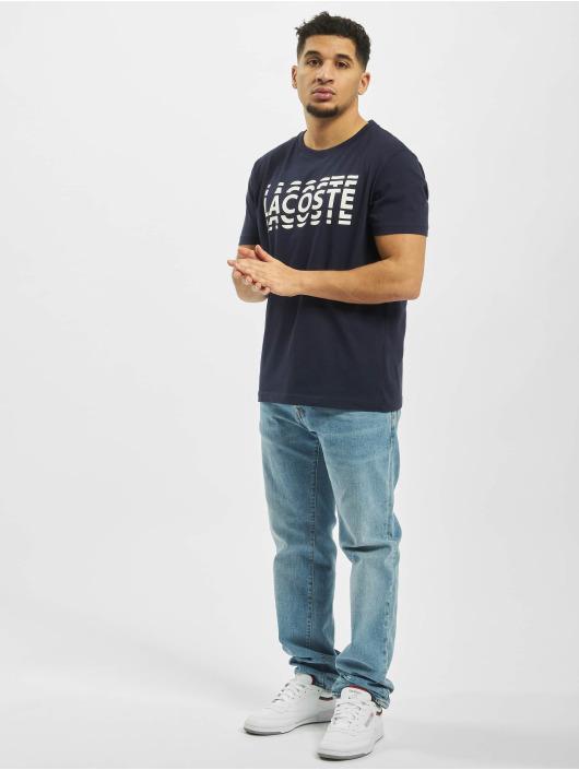 Lacoste T-Shirty Logo niebieski